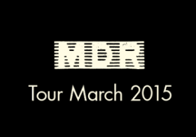 Listen and dance at the MDR Tour 2015