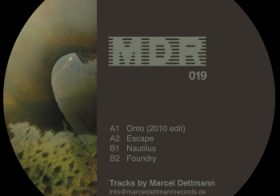 MDR 019 by Marcel Dettmann out now